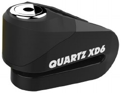 Oxford Locks Quartz XD6 BK