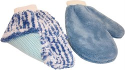 Oxford Wash & Wax Mitts OF606