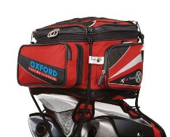Oxford Tail Pack X40 BK OL150