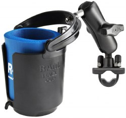Ram Cup Holder w/ Bar Mount
