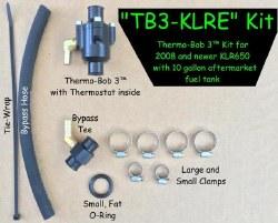 Thermo-Bob 3 KLR650 10Gal Gen2