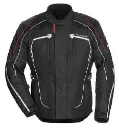 Tourmaster Advanced JKT BK XLT