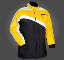 Tourmaster Rain Suit YEL XS