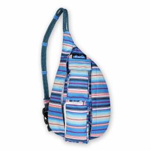 Kavu PLAYA STRIPE Mini Rope Sling Bag