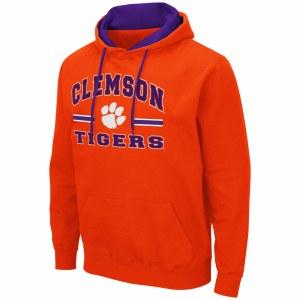 Clemson Tigers Mens Pullover Hoodie X-LARGE