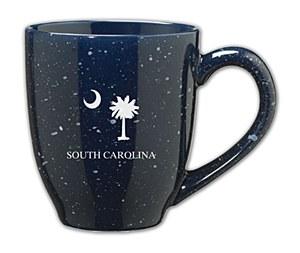 Palmetto Speckled Coffee Mug