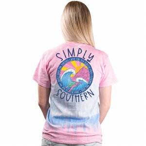 Simply Southern Save the Turtles T-Shirt SMALL