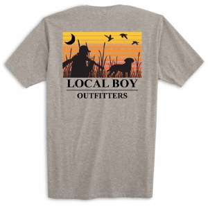Local Boy Outfitters Spotted T-Shirt SMALL