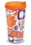 Clemson Tigers 16oz Tervis Tumbler