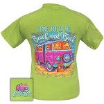 Beach & Back T-Shirt SMALL