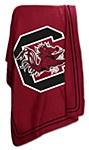 South Carolina Gamecocks Classic Fleece Blanket