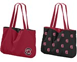 South Carolina Gamecocks Reversible Tote