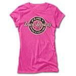 Duck Dynasty Ladies Pink T-Shirt SM