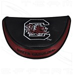 South Carolina Gamecocks Mallet Putter Cover