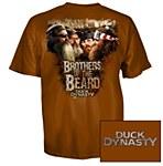 Duck Dynasty Orange T-Shirt SM