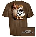 Duck Dynasty Coffee T-Shirt SM