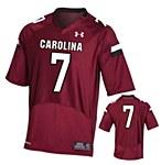 South Carolina Gamecocks #7 Clowney 2013 Jersey GARN XL