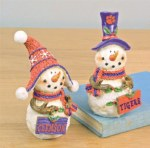 Clemson Tigers Table Ornament