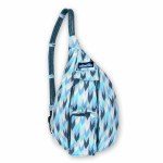 Kavu BLUE PALETTE Mini Rope Bag
