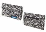 Kavu BLACK BATIK Big Spender Wallet