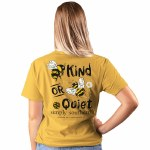 Simply Southern Bee Quiet T-Shirt SMALL