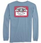 Local Boy Outfitters Bud Heavy Long Sleeve T-Shirt MEDIUM