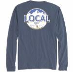 Local Boy Outfitters Busch Latte Long Sleeve T-Shirt SMALL
