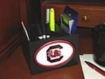 South Carolina Gamecocks Desktop Organizer