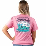 Simply Southern Camping T-Shirt SMALL