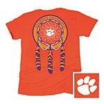 Clemson Tigers Dream Catcher T-Shirt SM