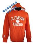 Clemson Tigers Orange Hoodie