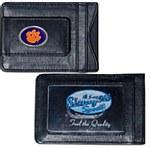 Clemson Front Pocket Wallet