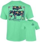 Oink, Moo, Cockadoodle Doo T-Shirt SMALL