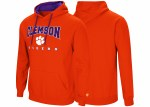 Clemson Tigers Men's Pullover Hoodie SMALL