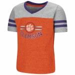 Clemson Tigers Toddler Girls Tee 2T