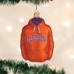 Clemson Tigers Hoodie Ornament