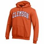 Clemson Tigers Fleece Hoodie SMALL