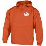 Clemson Tigers Packable ORANGE Jacket X-LARGE