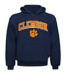 Clemson Tigers Navy Hoodie SM