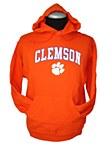 Clemson Tigers Orange Hoodie SM