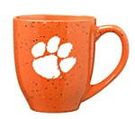 Clemson Tigers 16oz Bistro Coffee Mug