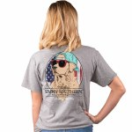 Simply Southern Freedom T-Shirt SMALL