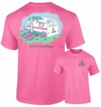 Southernology Get Out of Town T-Shirt SMALL