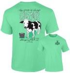 Grass Is Greener T-Shirt SMALL