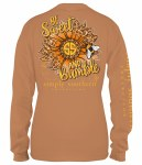 Simply Southern Bumble LONG Sleeve T-Shirt SMALL