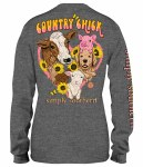 Simply Southern Chick LONG Sleeve T-Shirt SMALL