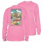 Simply Southern SC State Long Sleeve T-Shirt SMALL