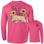 Southernology Don't Bite Off More Long Sleeve T-Shirt SMALL