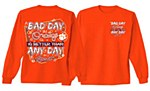 Clemson Tigers Bad Day T-Shirt SM