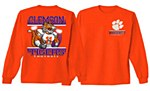 Clemson Tigers Gamelights T-Shirt LG